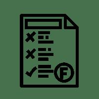Scoring Criteria icon